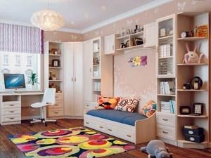 Детские комнаты (17)