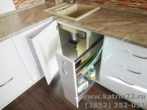 Кухня : ул. Ольховая (Власиха)