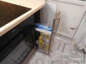 Кухня : ул. Чеглецова, 54 (выполнено на заказ)
