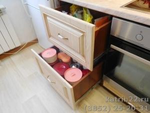 Кухня : ул. Балтийская, 55 (выполнено на заказ)