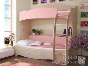 Детская кровать А2