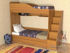 Детская кровать А5