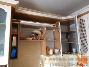 Кухня : п. Октябрьский, ул. Усадебная (выполнено на заказ)