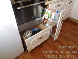 Кухня : п. Октябрьский, ул. Усадебная