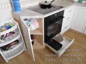 Кухня : ул. Лазурная, 31