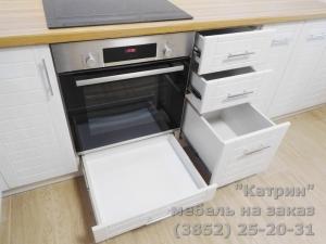 "Кухня в ЖК ""Димитровские горки"" ул. Димитрова 130"
