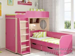 Детская кровать А11