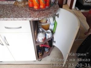 Кухня : пос. Новосиликатный, ул. Благовещенская