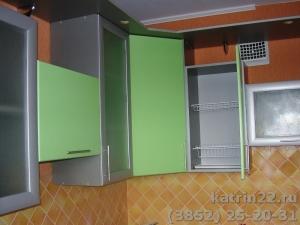 Кухня : ул. Змеиногорский тракт, 120/12 (выполнено на заказ)
