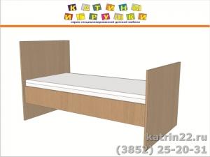 Кровать детская односпальная