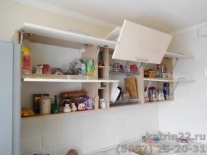Кухня : ул. Эмилии Алексеевой, 63 (выполнено на заказ)