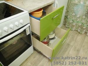 Кухня: ул. Новосибирская, 16д
