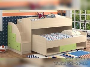 Детская кровать А4