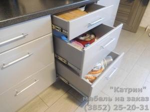 Кухня : пос. Казенная заимка